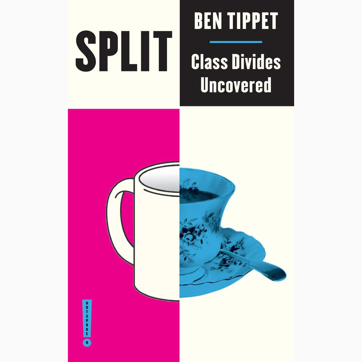 Cover of Split by Ben Tippet