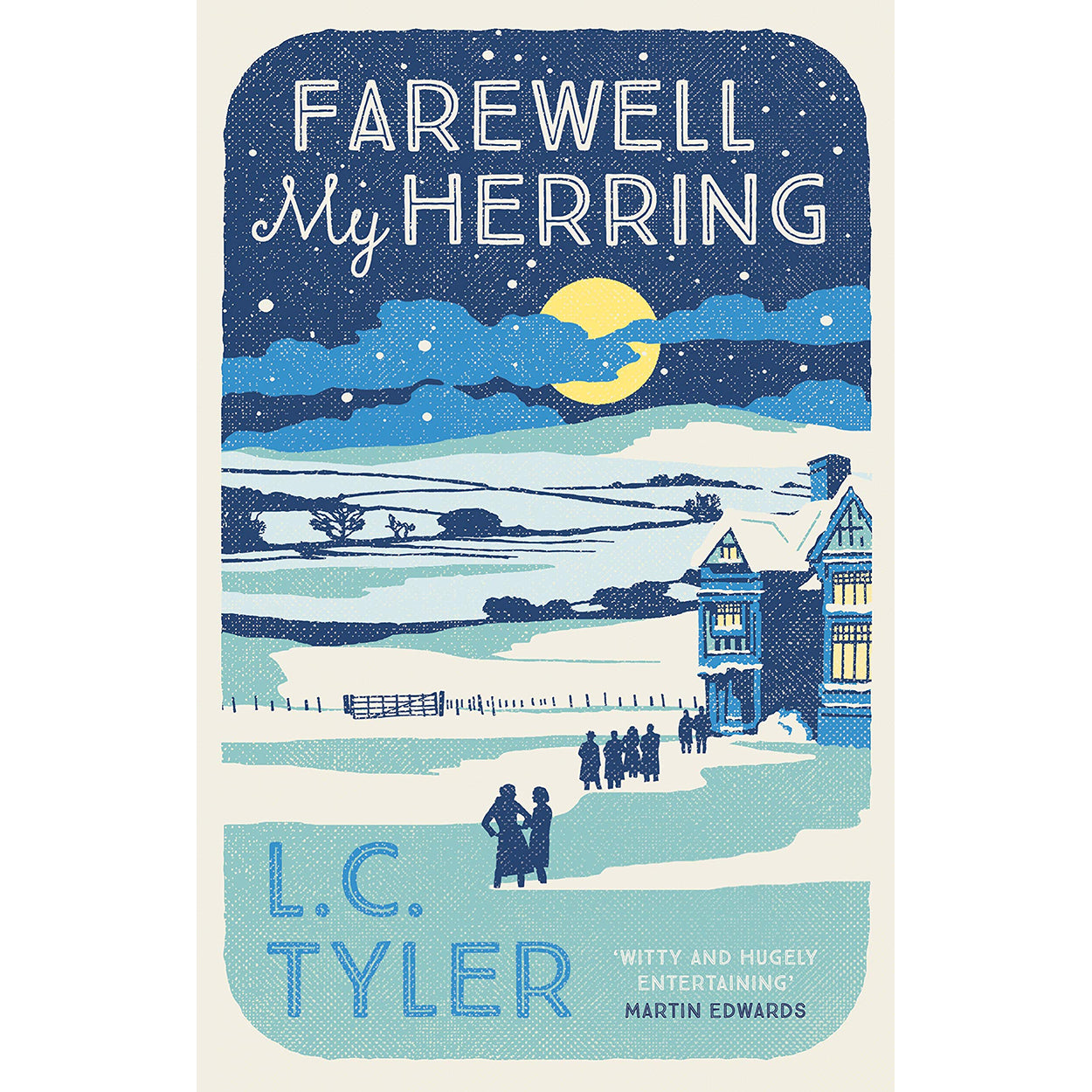 Cover of Farewell my Herring