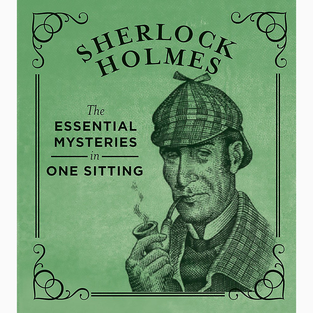 Cover of Sherlock Holmes Essential Mysteries