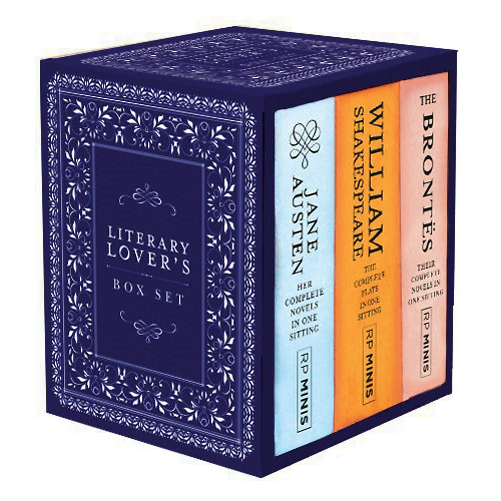 Literary Lover's Box Set image