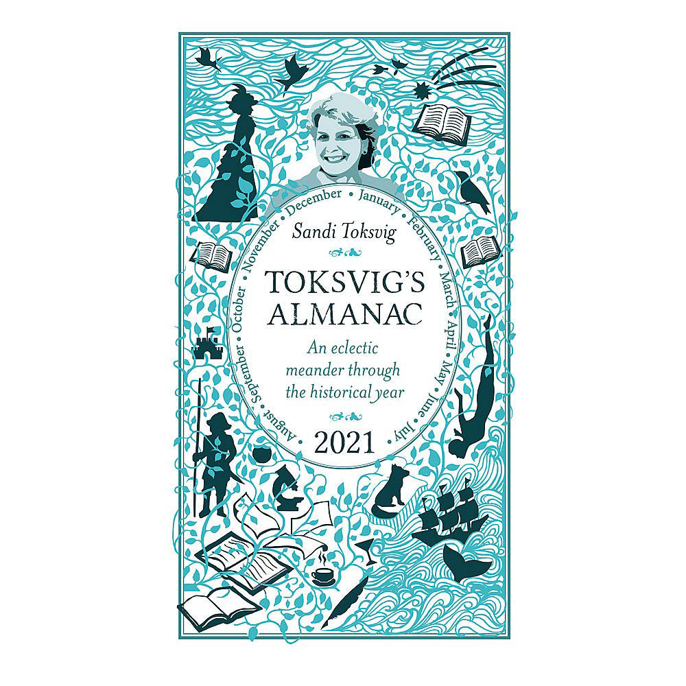 Cover of Toksvig's Almanac 2021