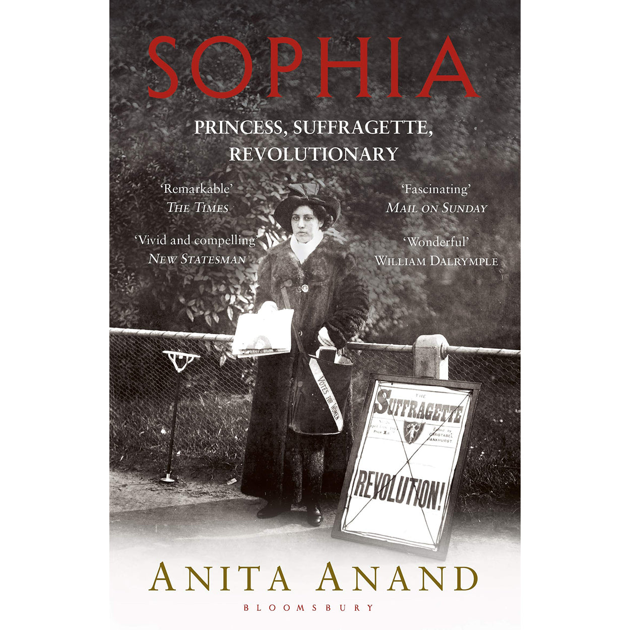 Cover of Sophia by Anita Anand