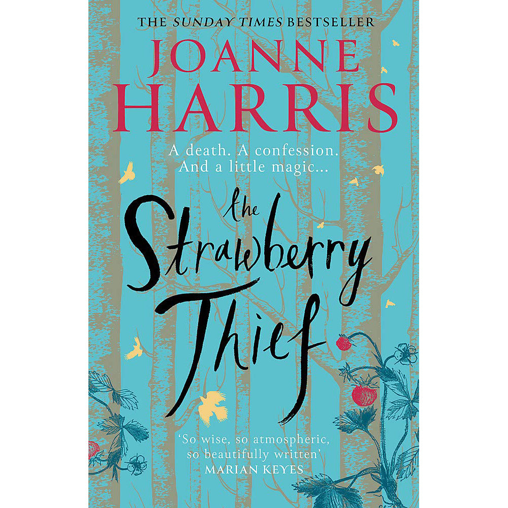 Cover of The Strawberry Thief