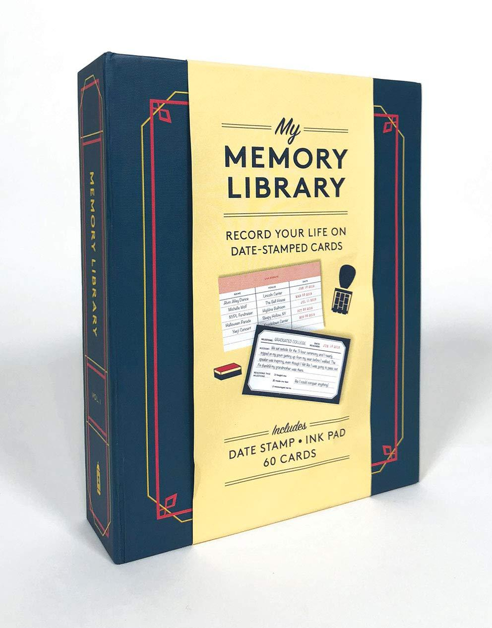 My Memory Library Kit cover