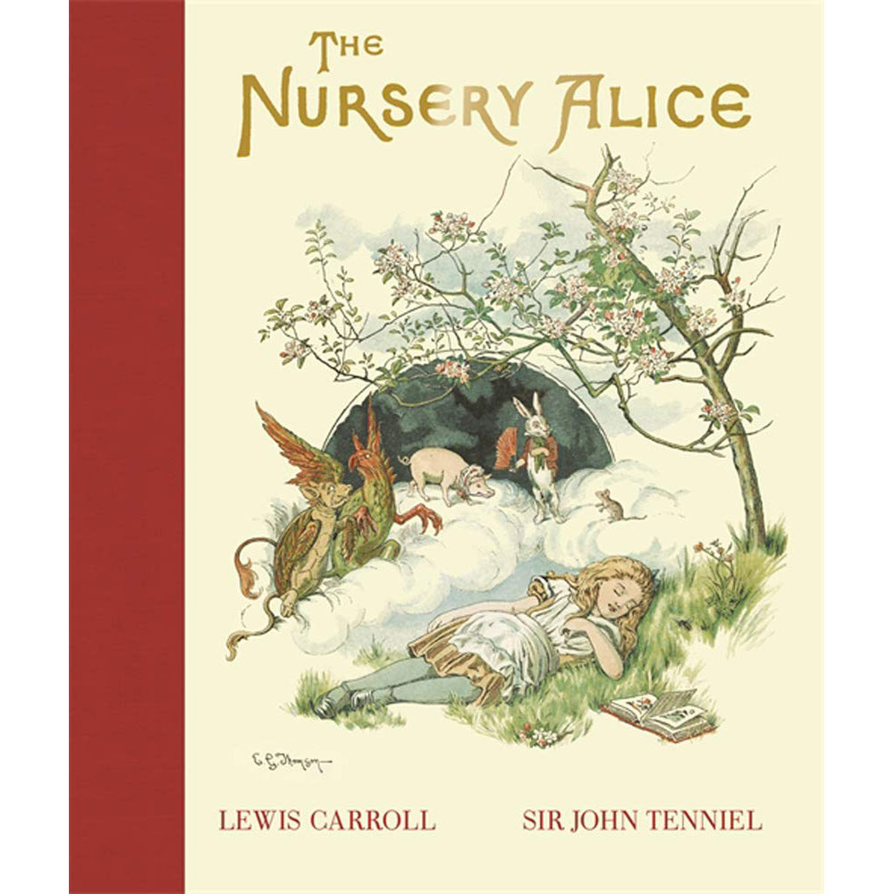 Cover of Nursery Alice