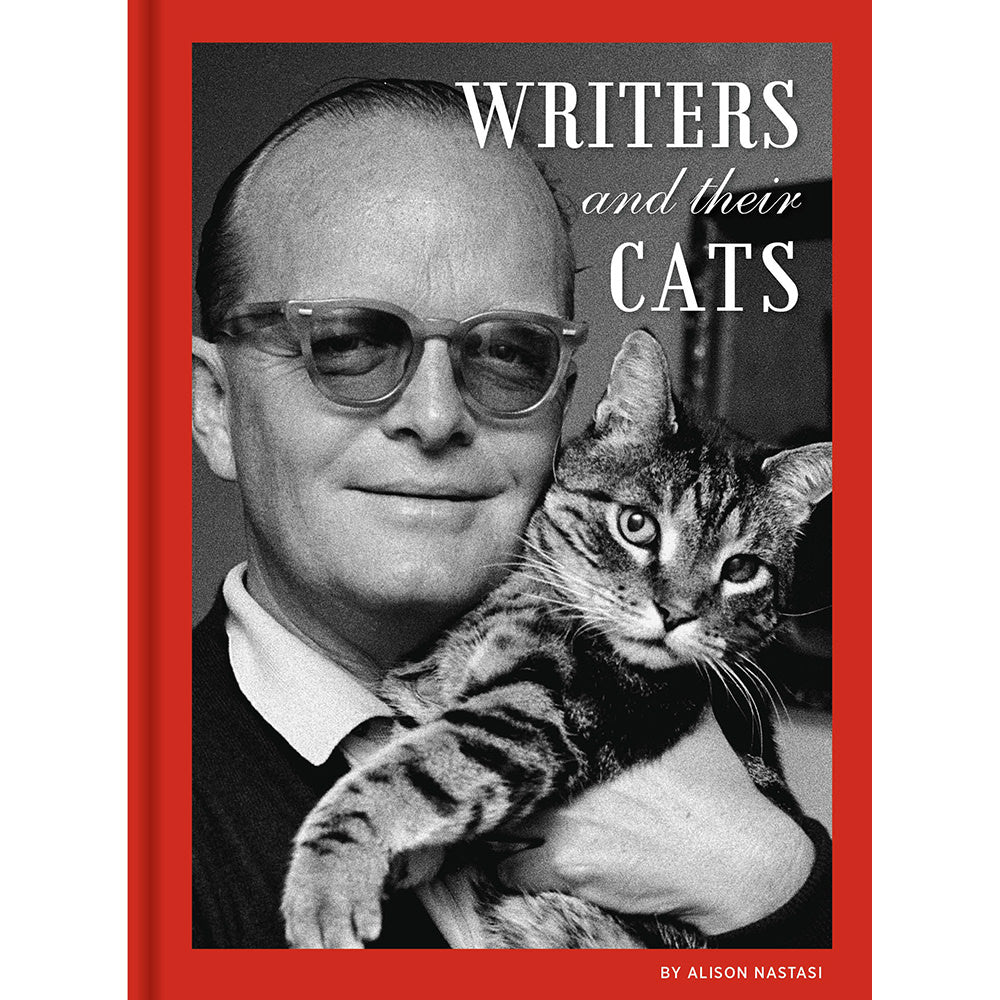 Writers and Their Cats Hardback