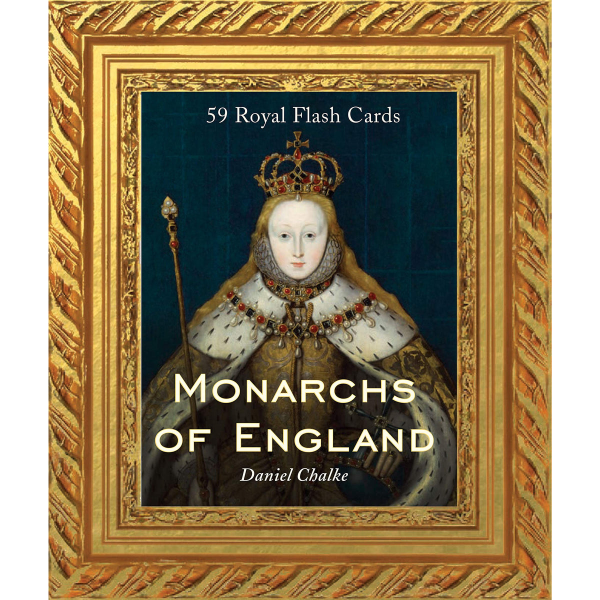 Monarchs of England Flashcard Set