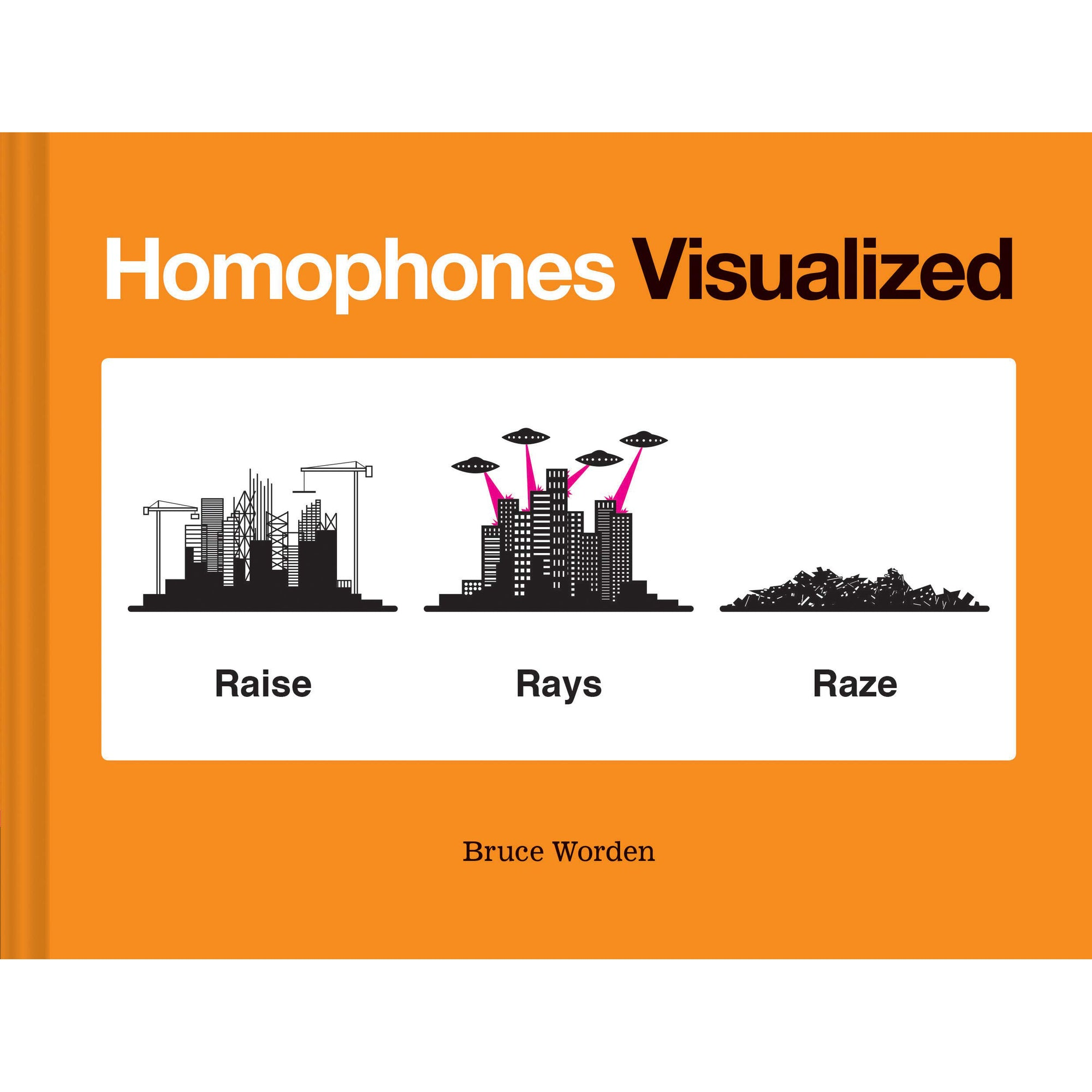 Cover of Homophones Visualized