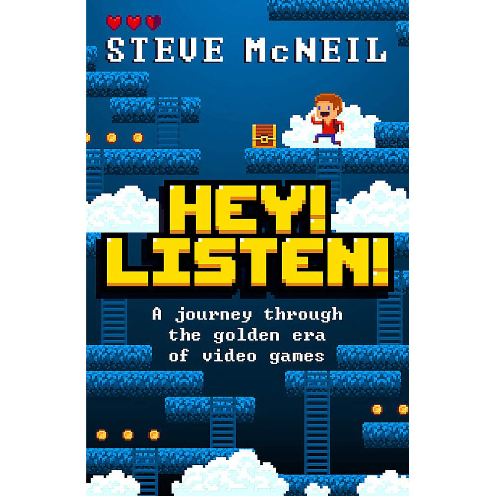 Cover of Hey Listen!