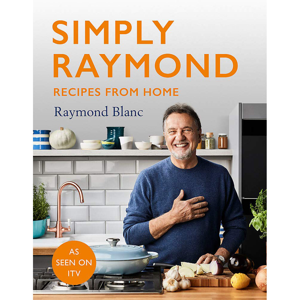 Cover of Simply Raymond