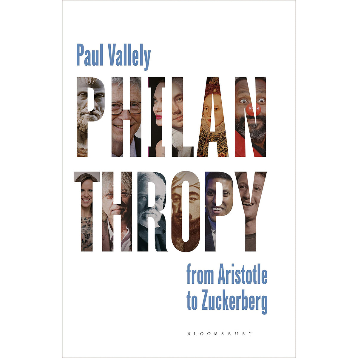 Cover of Philanthropy by Paul Vallely