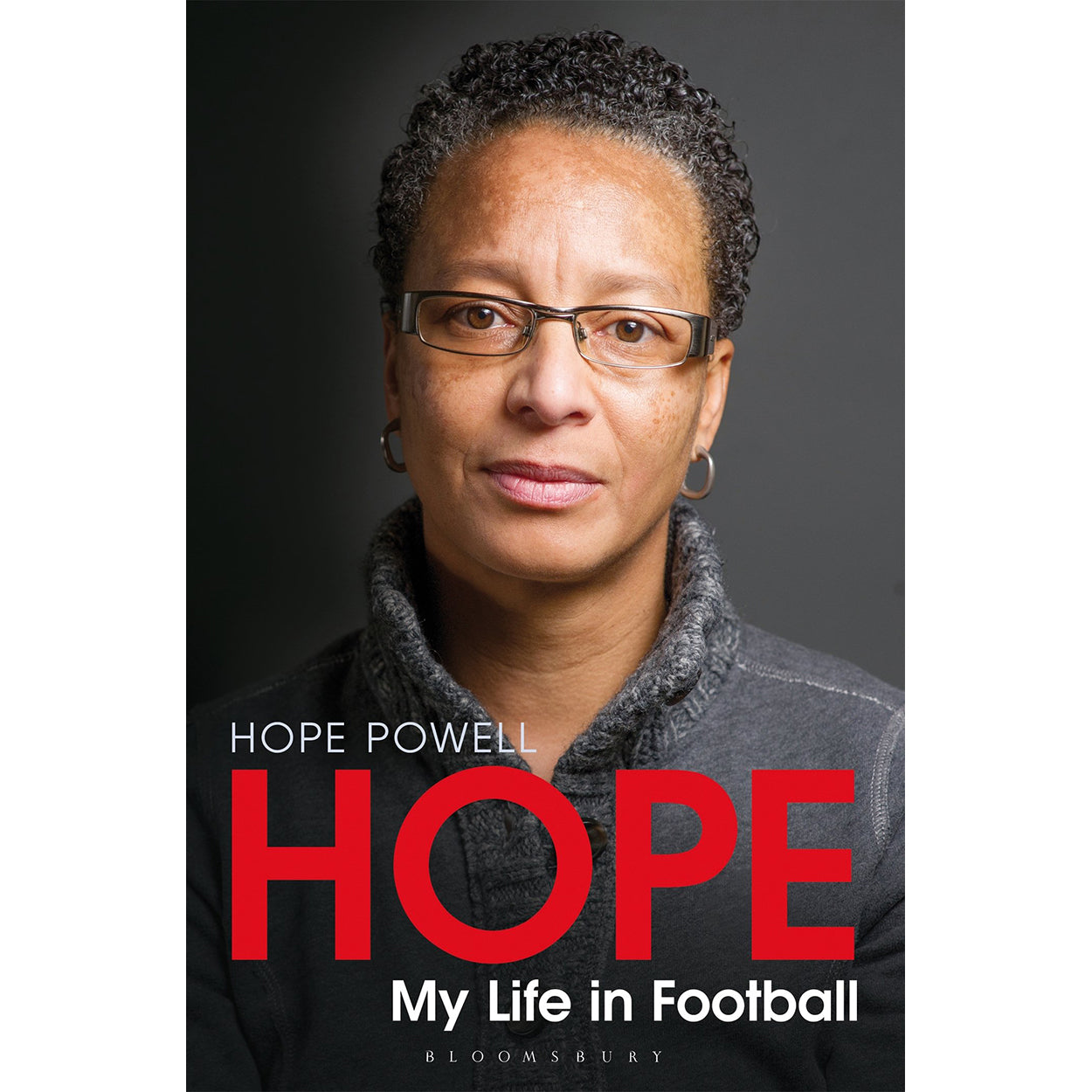 Cover of Hope - My Life in Football