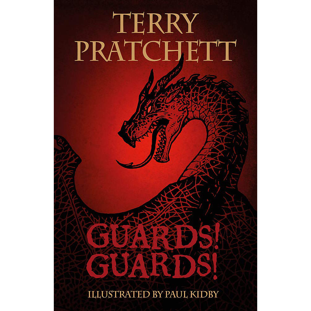 Cover of Guards Guards (Illustrated)