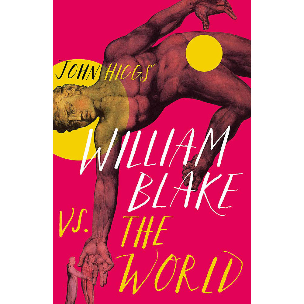 Cover of William Blake vs the World