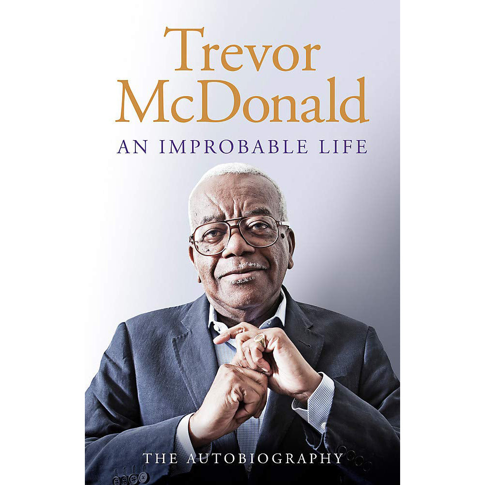 Cover of An Improbable Life