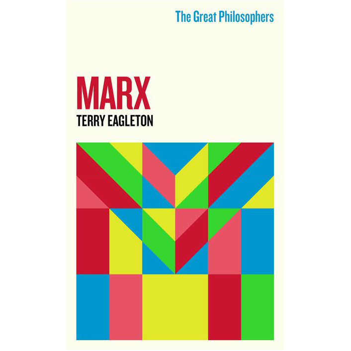 Cover of The Great Philosophers : Marx