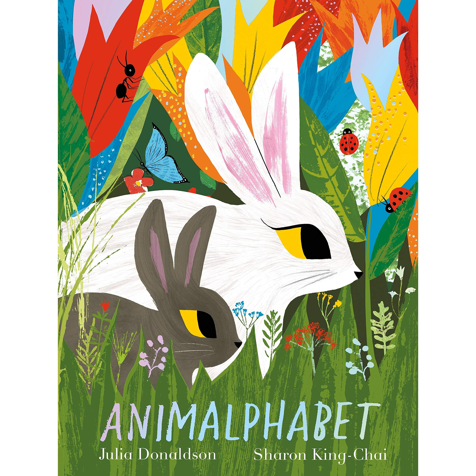 Cover of Animalphabet