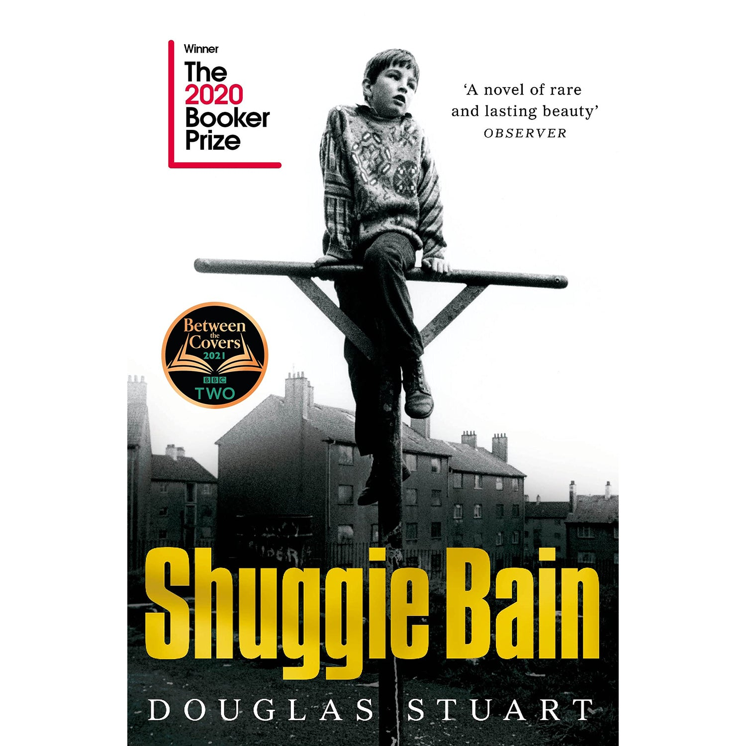 Cover of Shuggie Bain