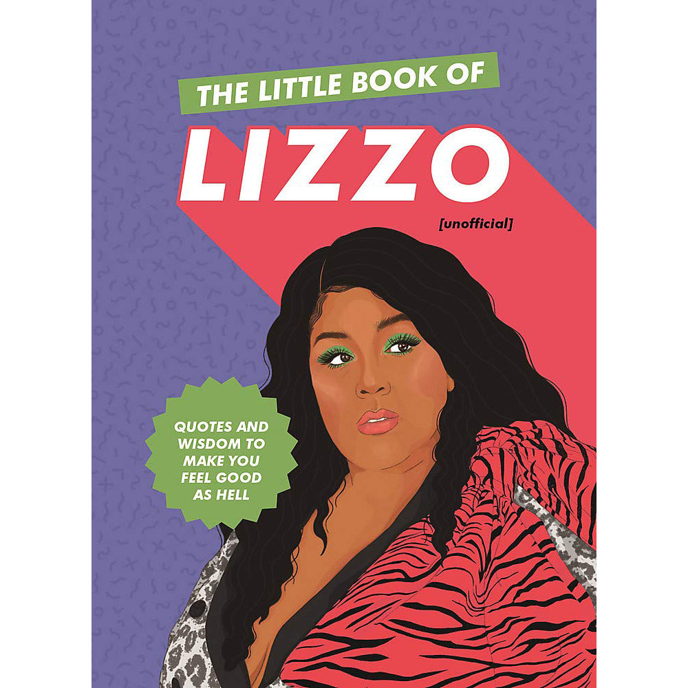Cover of The Little Book of Lizzo
