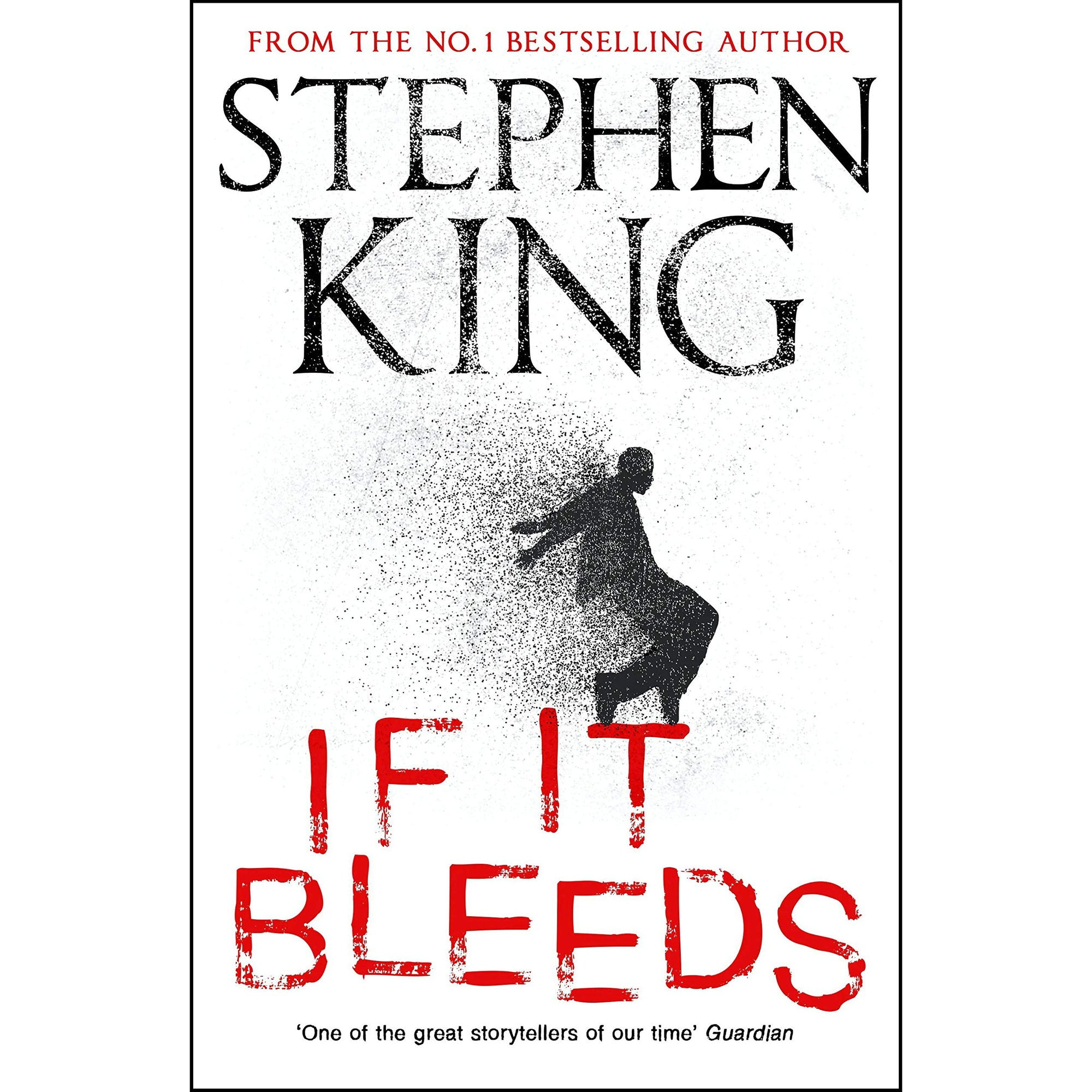 Cover of if it bleeds