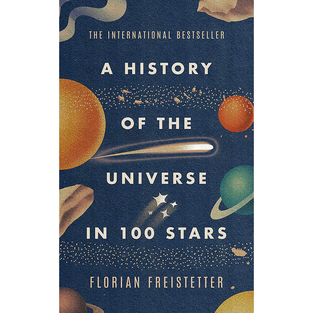 Cover of A History of the Universe in 100 Stars