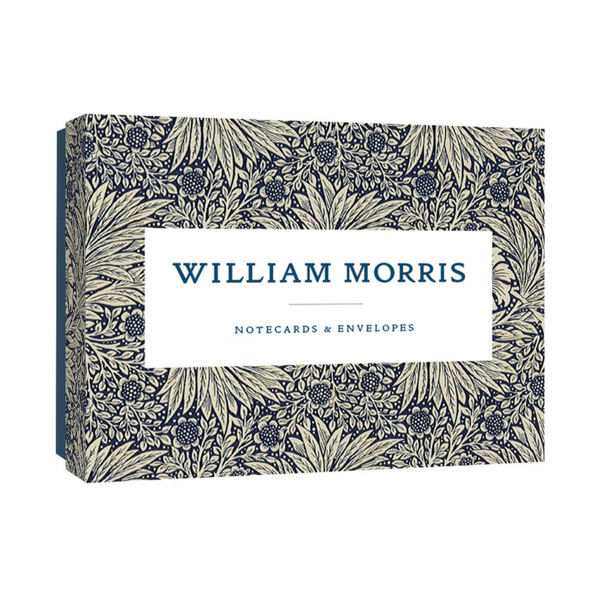 William Morris Notecards Boxed