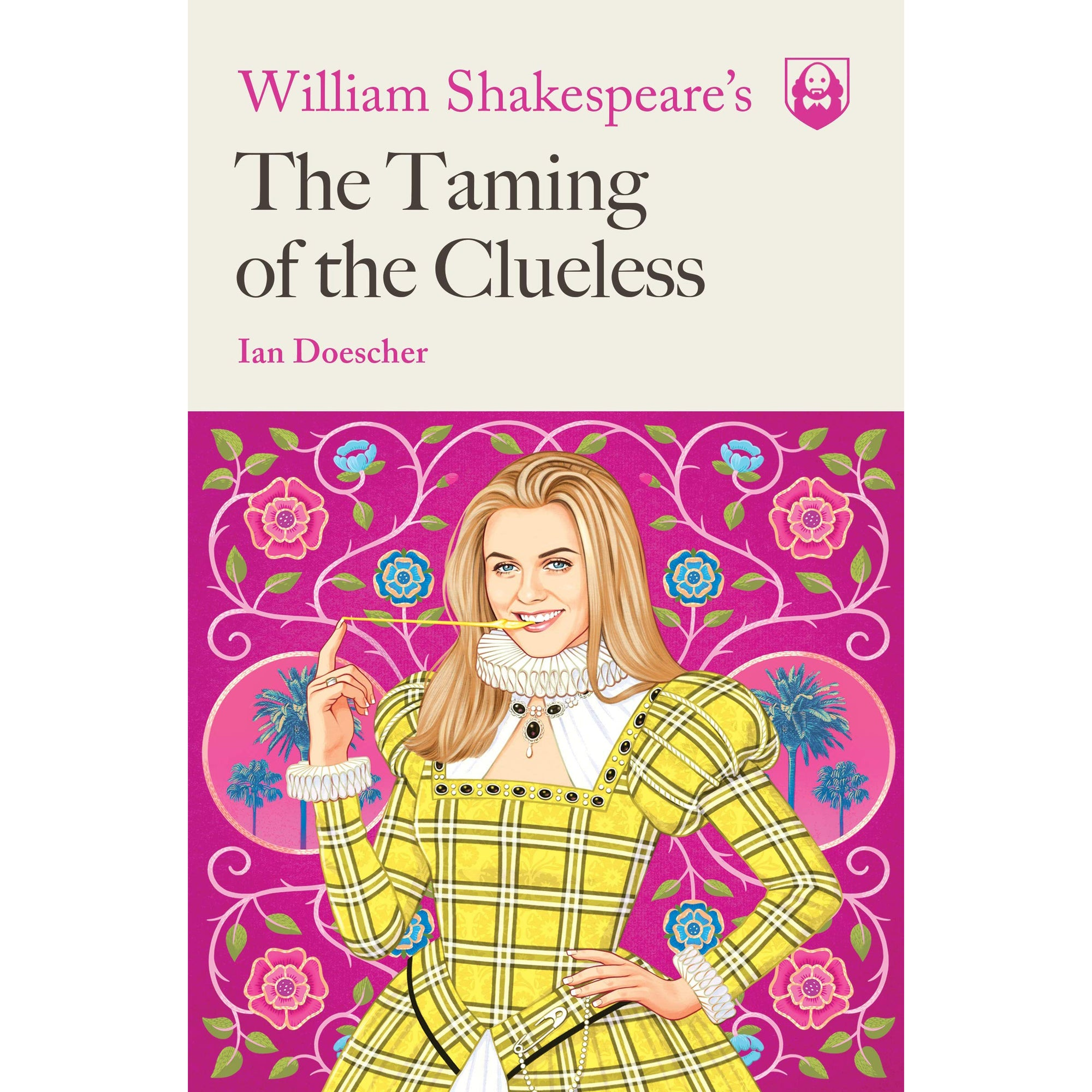 Cover of William Shakespeare's The Taming of the Clueless