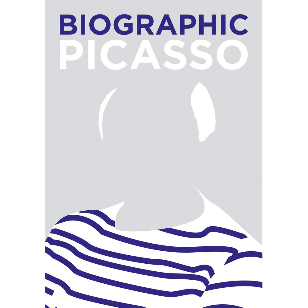 Cover of Biographic Picasso