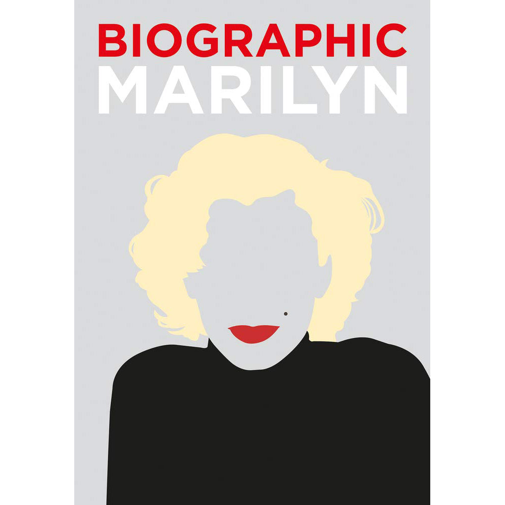 Cover of Biographic Marilyn