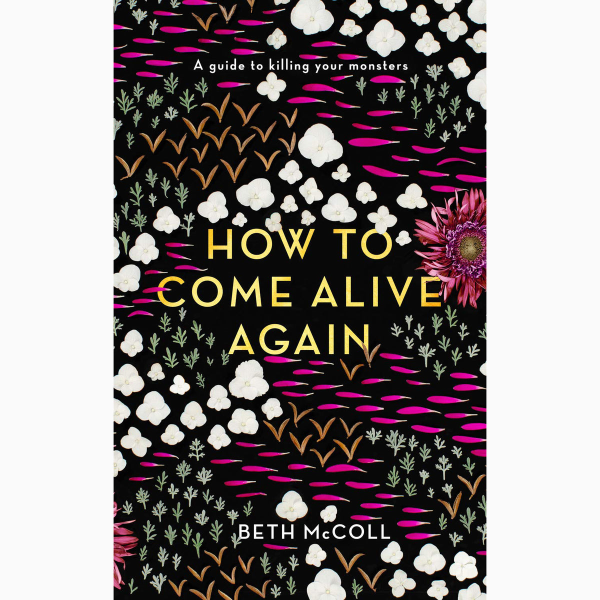 Cover of How To Come Alive Again by Beth McColl
