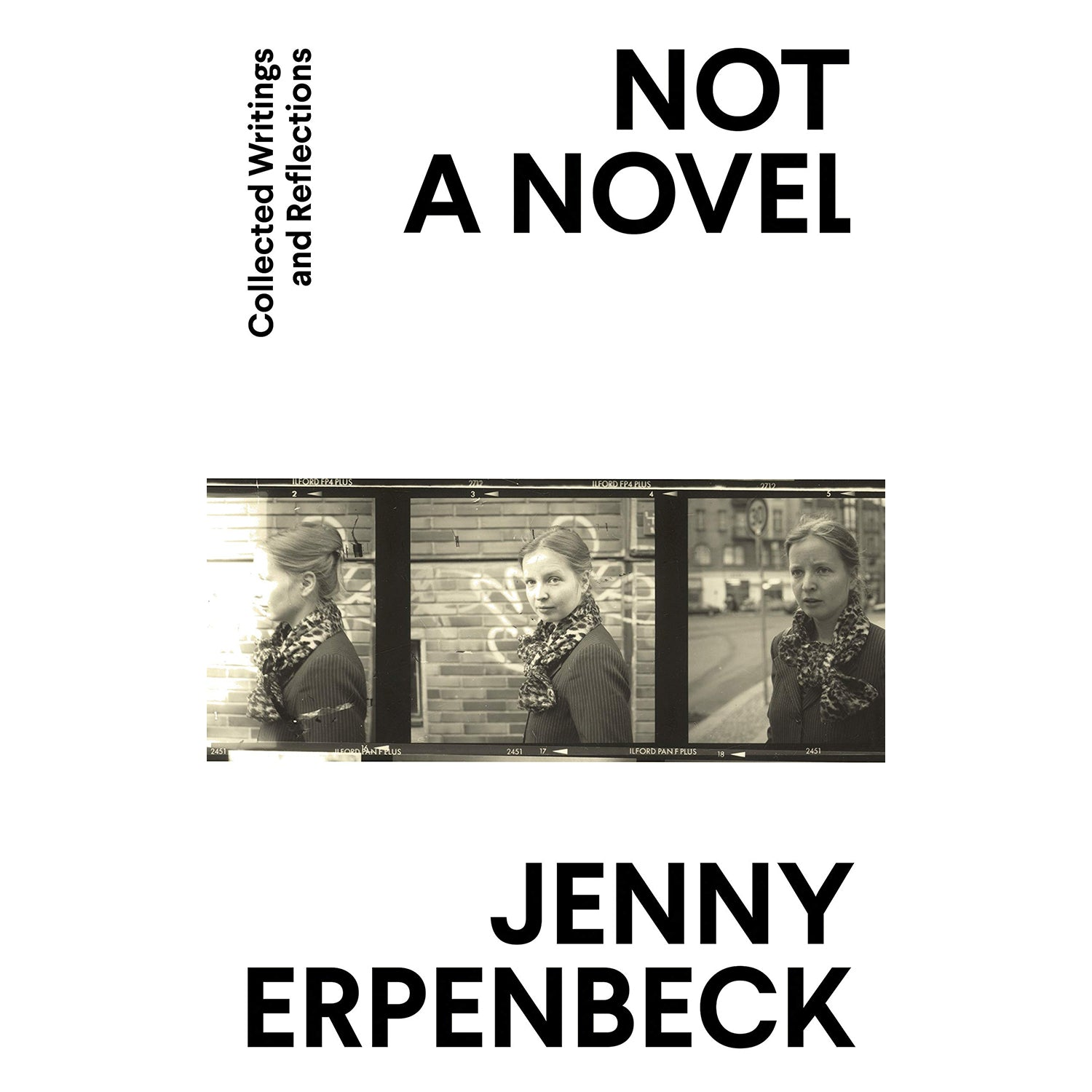 Cover of Not a Novel
