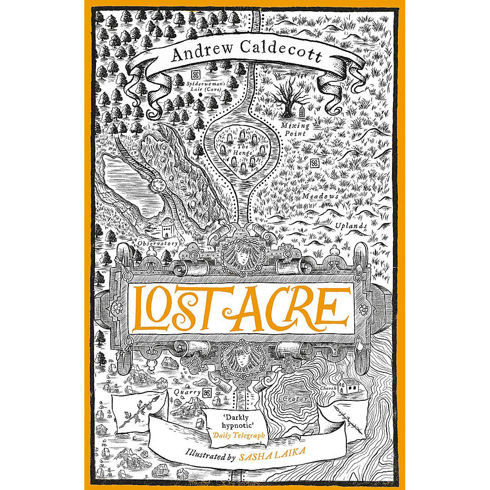 Cover of Lost Acre
