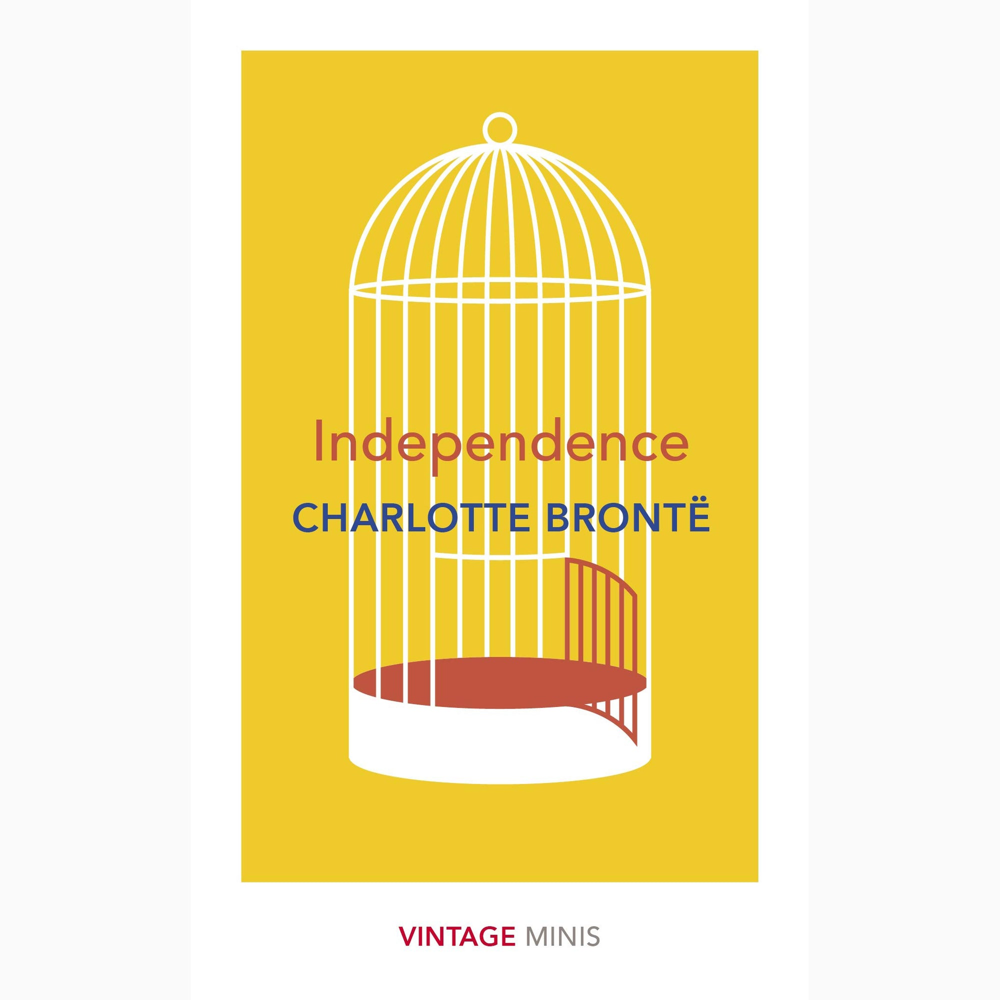 Independence cover writings by Charlotte Bronte