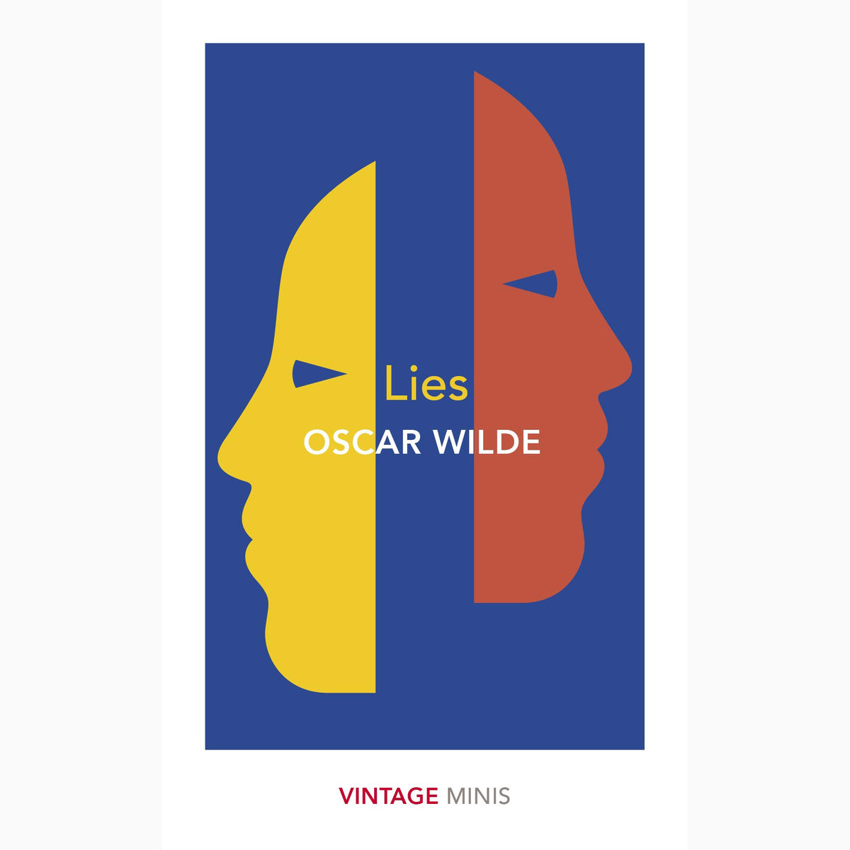 Cover of Lies a collection by Oscar Wilde