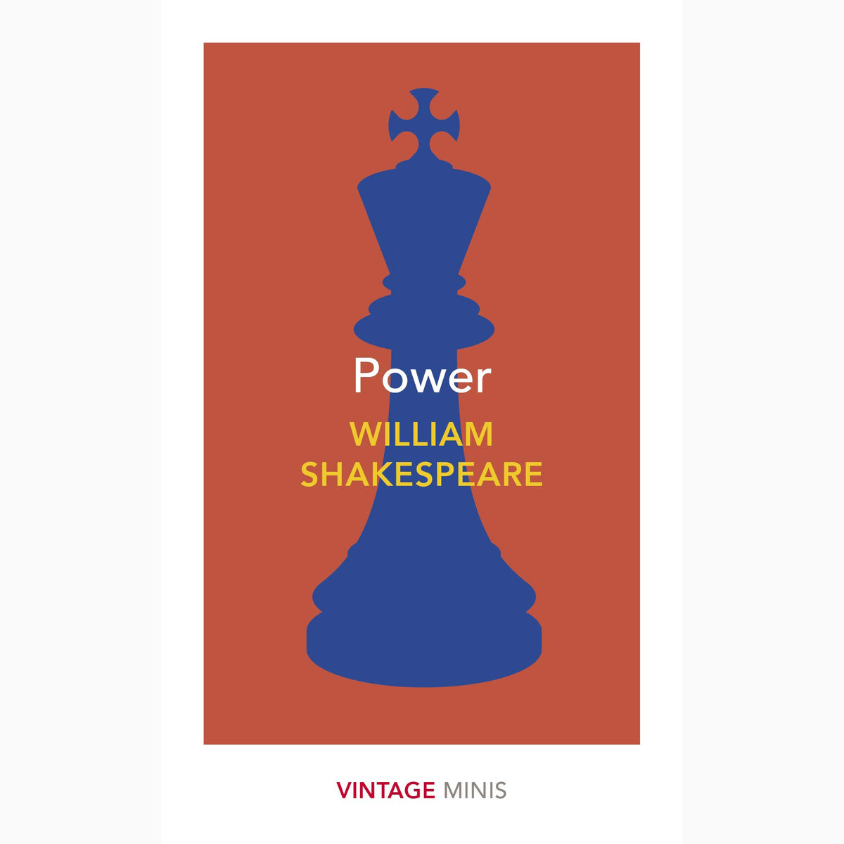 Cover of Power collection of William Shakespeare