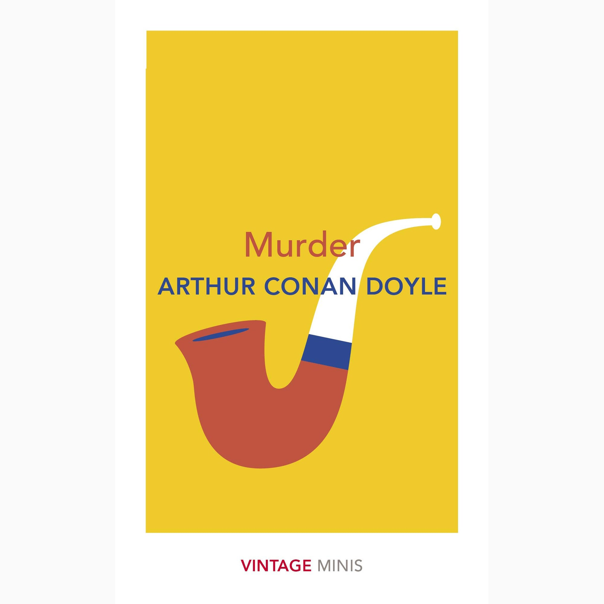 Cover for murder selected arthur conan doyle