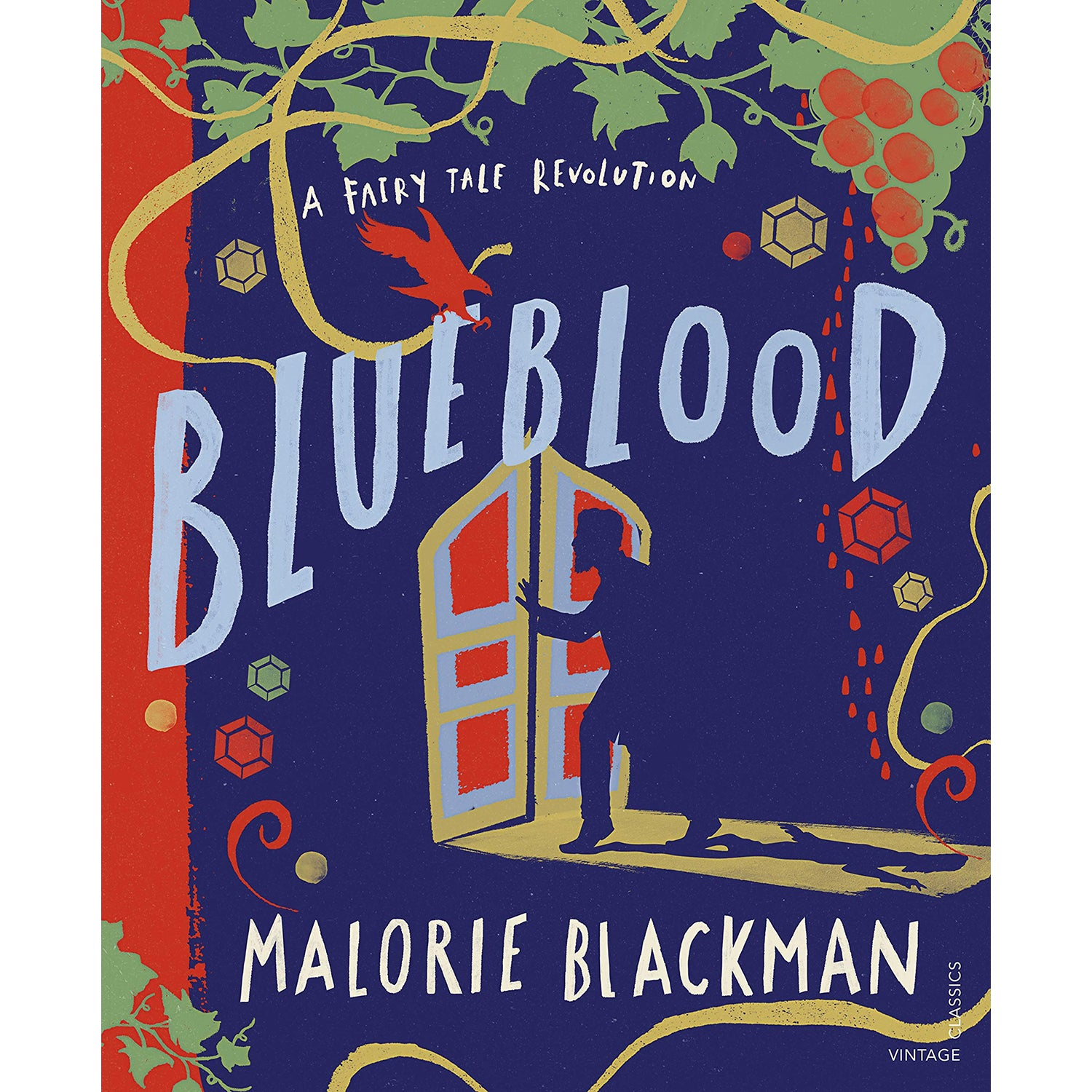 cover of Blueblood: A Fairy Tale Revolution