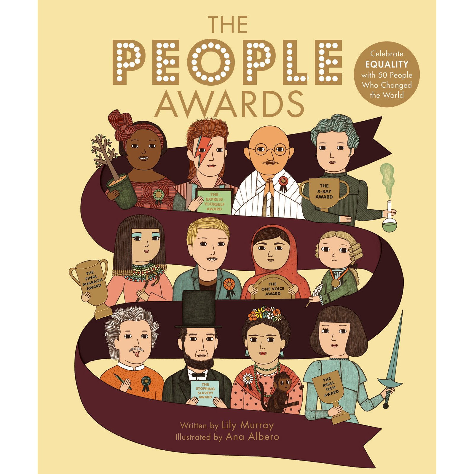 Cover of The People Awards