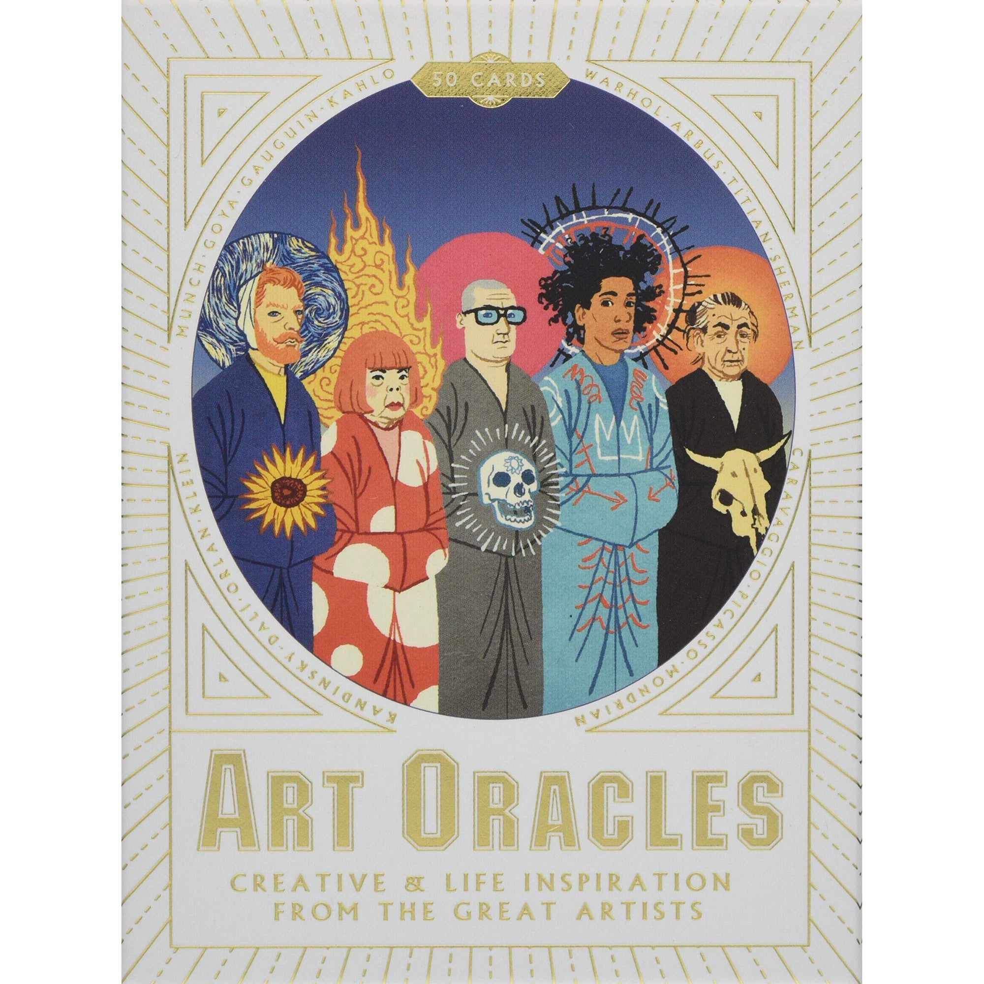 Box of Art Oracles