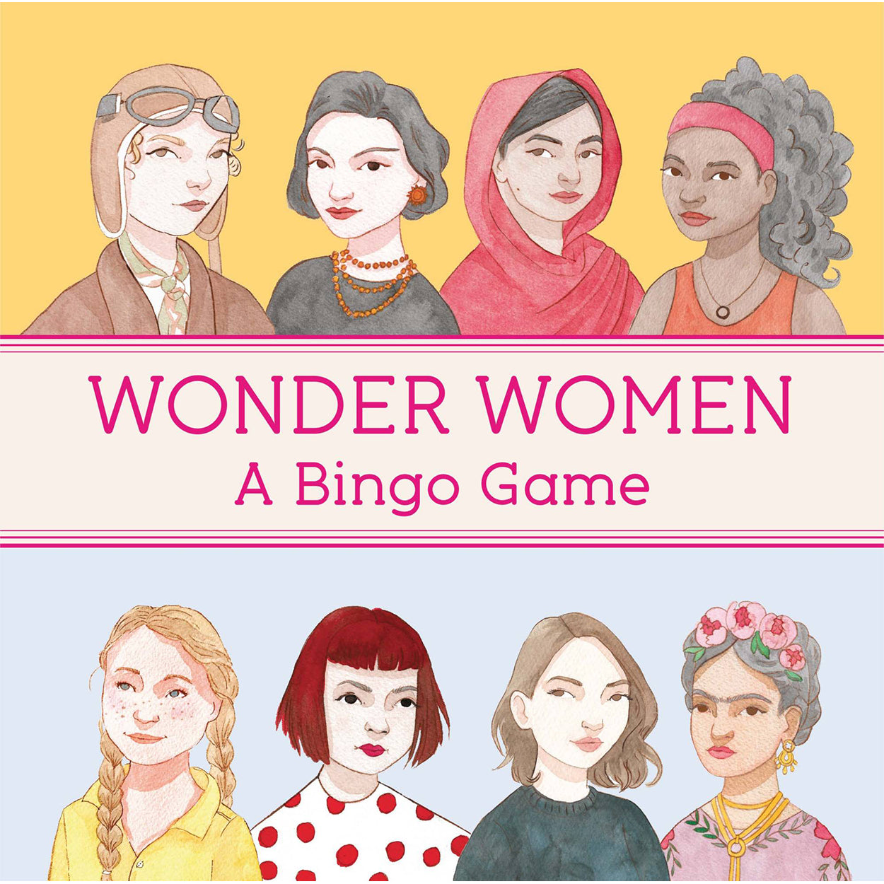 Cover of Wonder Women Bingo