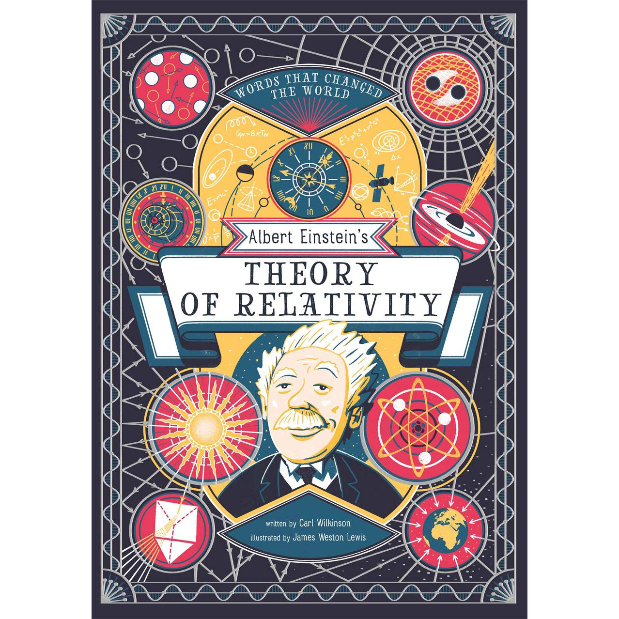 Cover of Einstein's Theory of Relativity