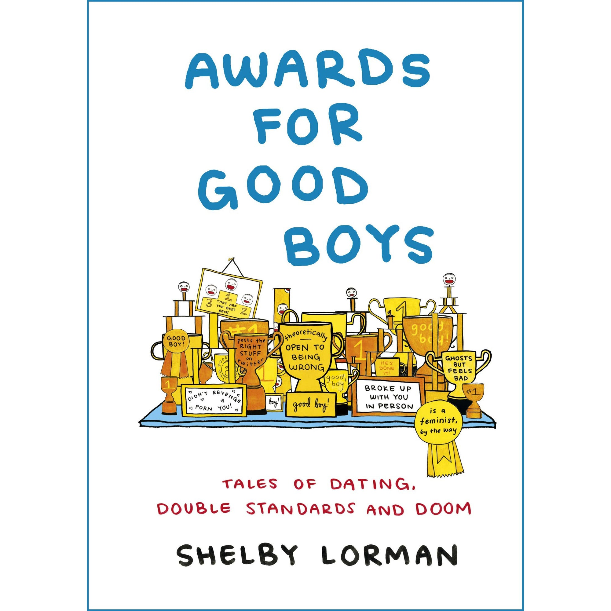 Cover of Awards for Good Boys