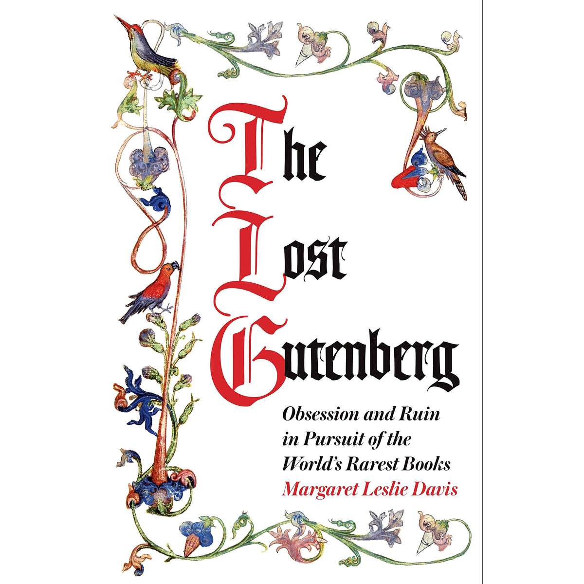 Cover of The Lost Gutenberg