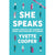 Cover of She Speaks by Yvette Cooper