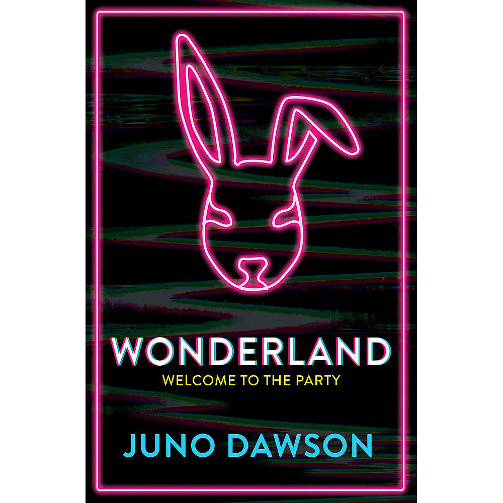 Cover of Wonderland