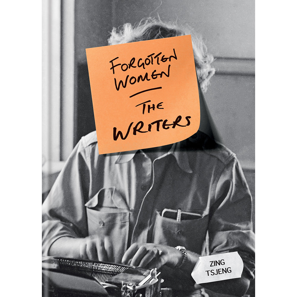 Forgotten Women: The Writers Hardback Book Cover