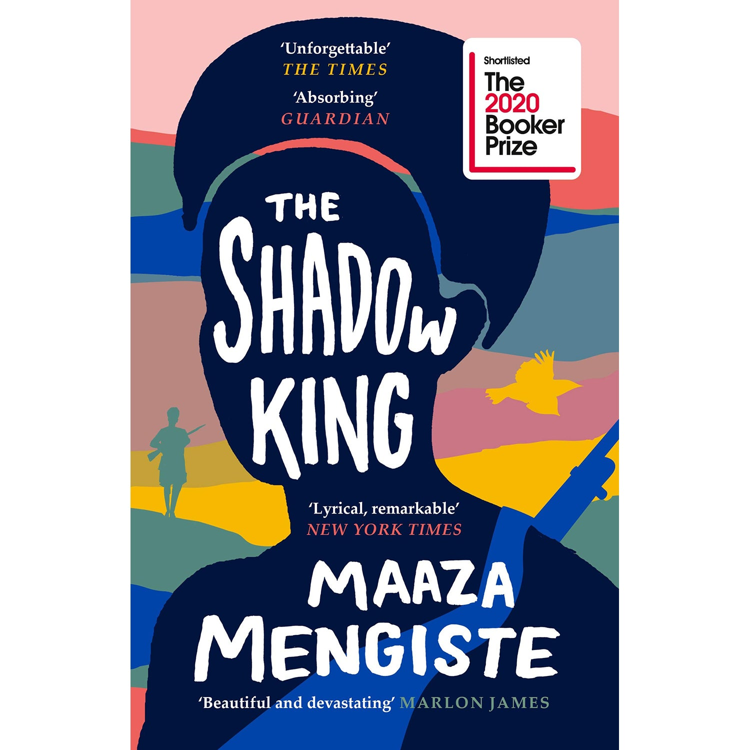 Cover of The Shadow King
