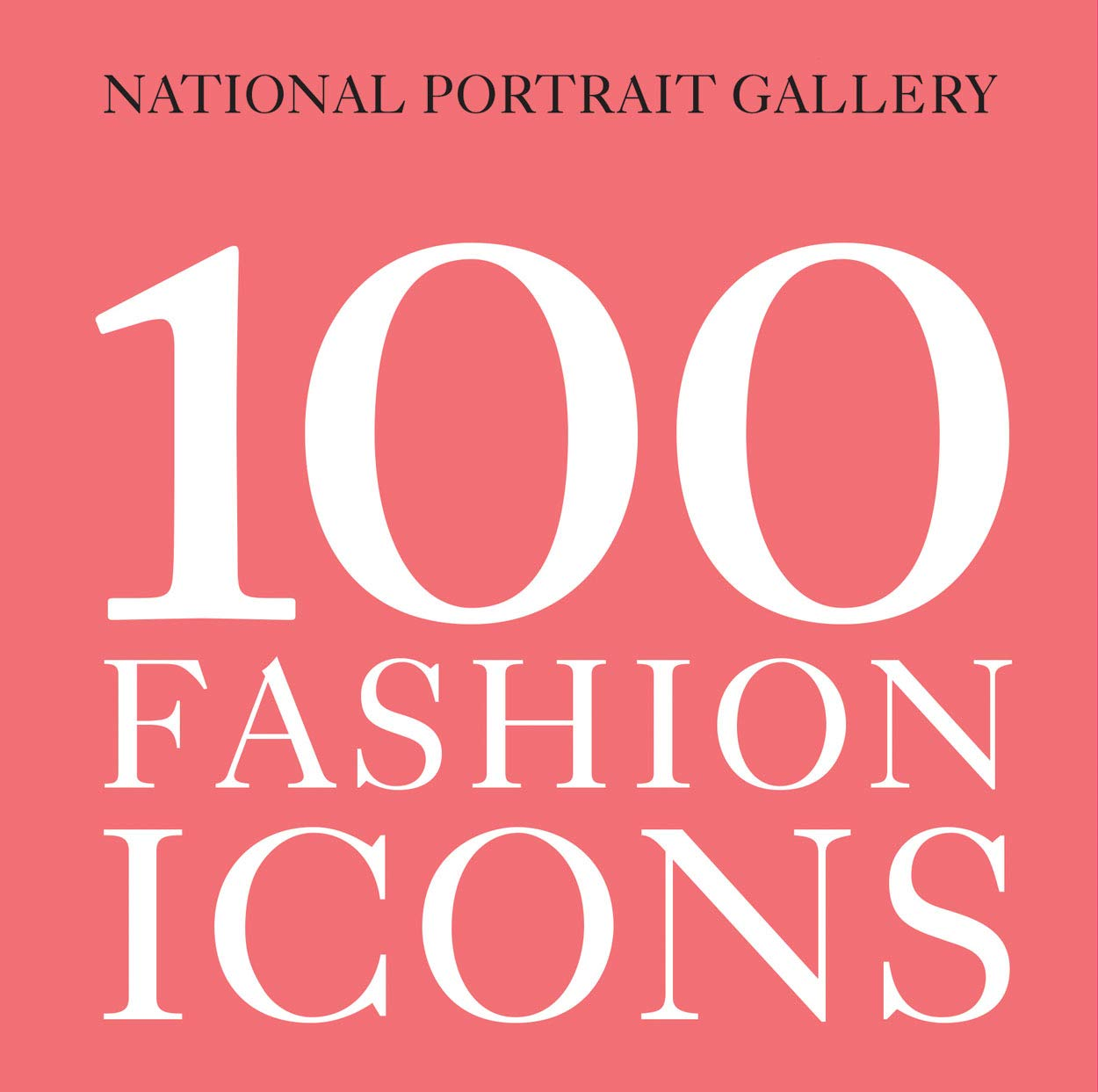 Cover of 100 Fashion Icons