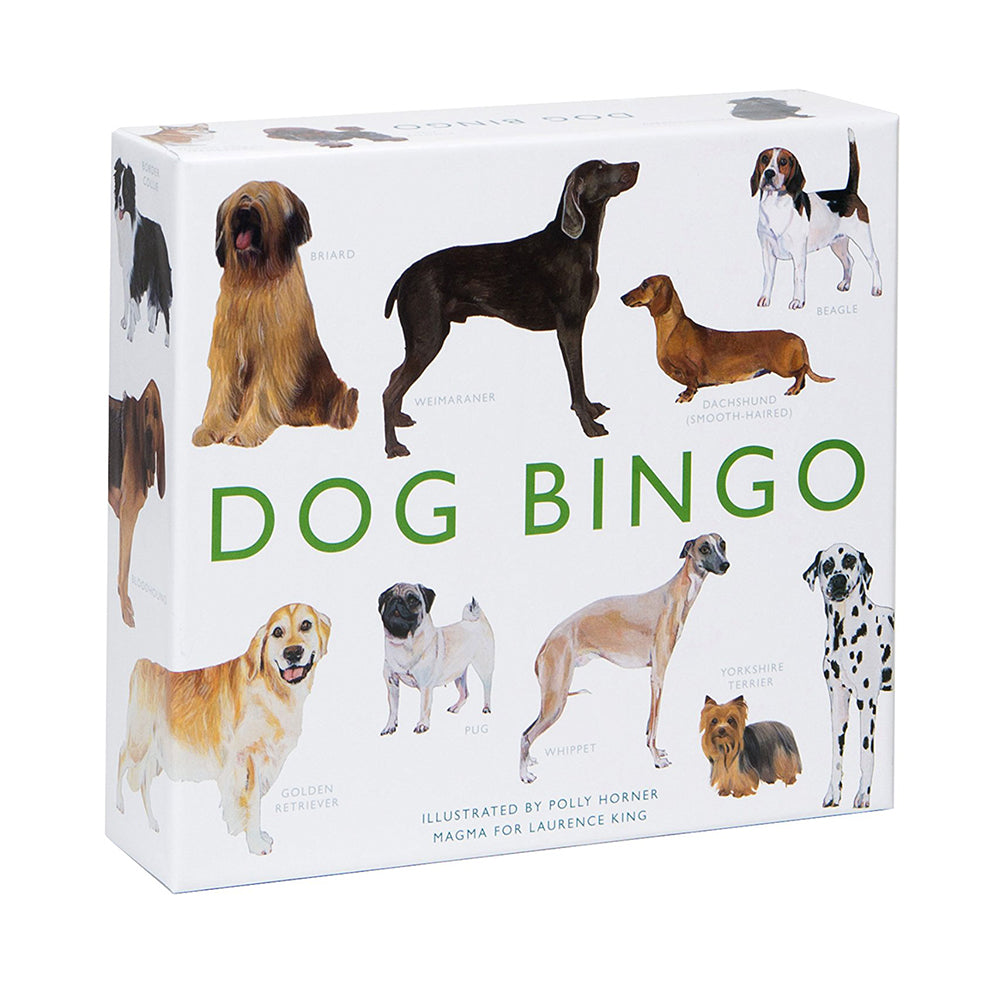Dog Bingo Box Art