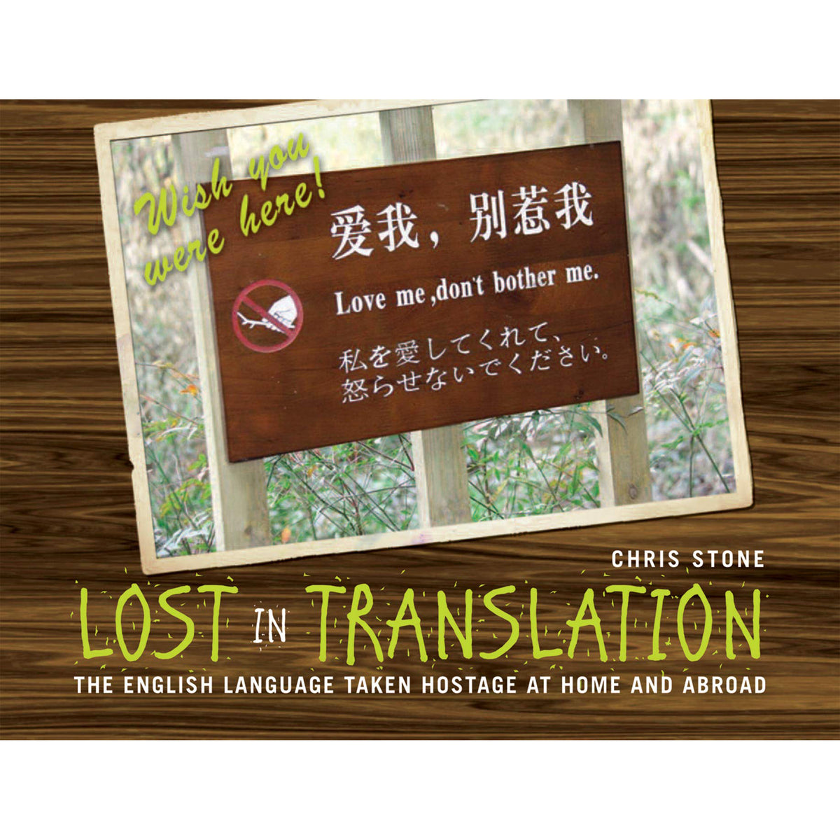 Cover of Lost in Translation